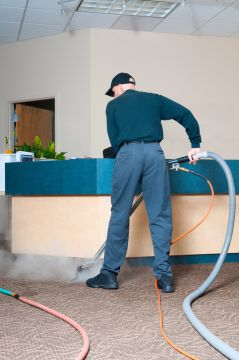 Commercial Carpet Cleaning by Purity 4, Inc