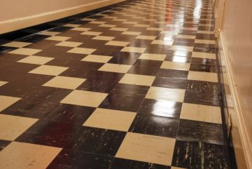 Floor Stripping and Waxing in Braselton by Purity 4, Inc